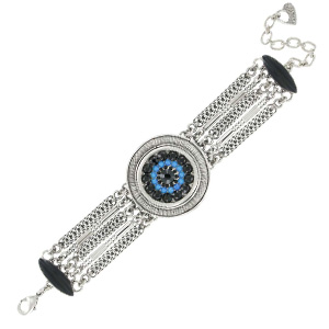 Taratata Armband blau