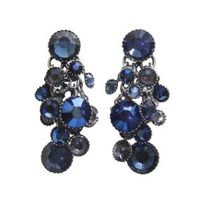 Blaue Ohrringe von Konplott Waterfalls